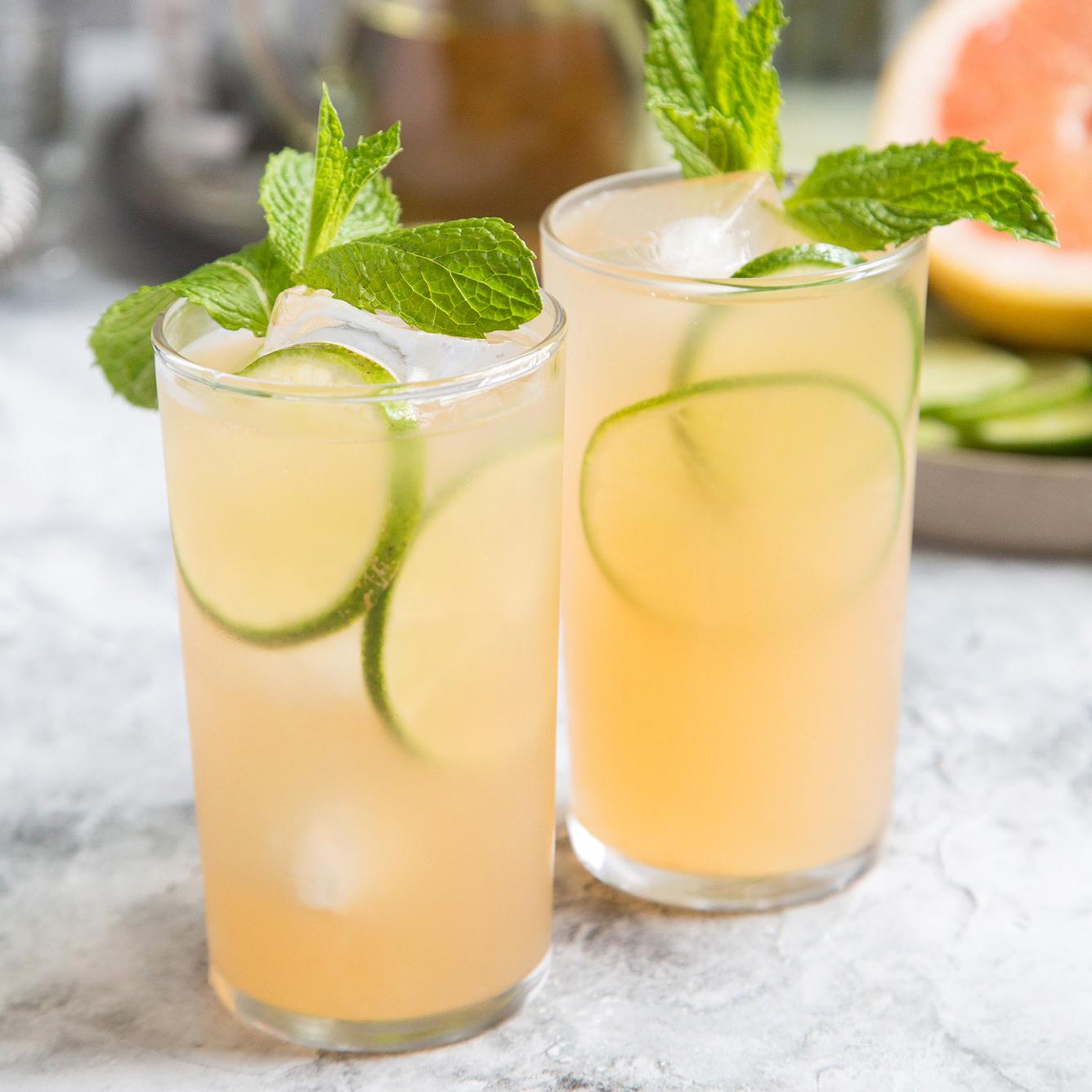 Summer Port Cocktail